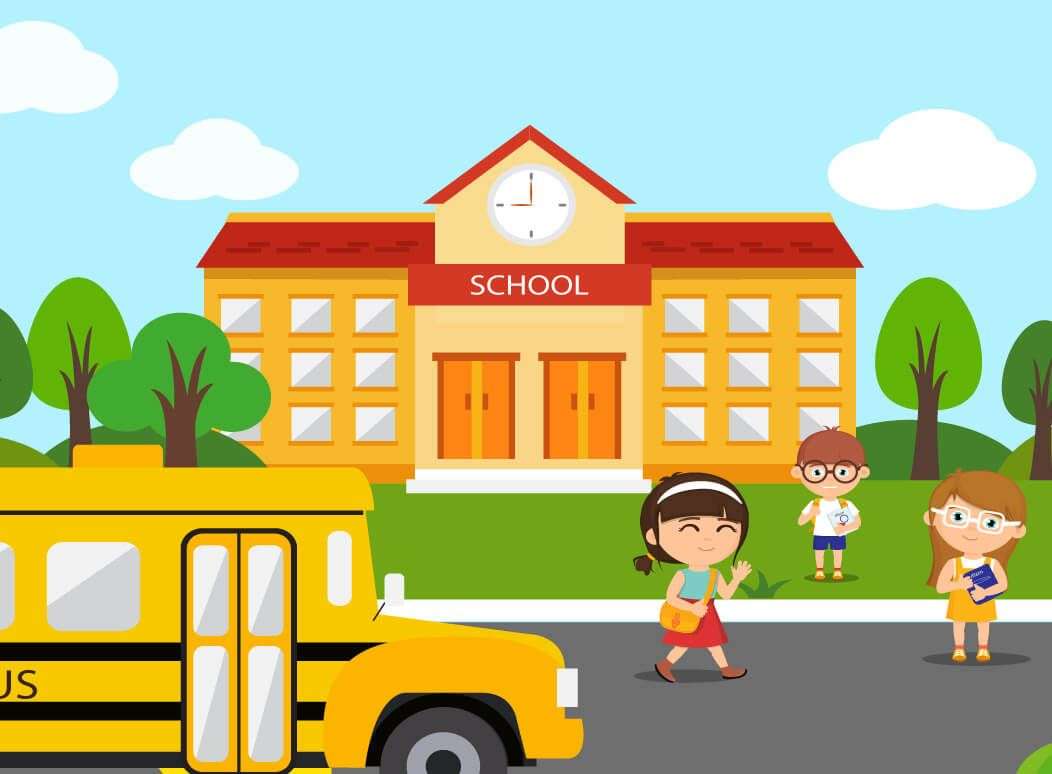 School Bus Tracking System with TrackSchoolBus Apps
