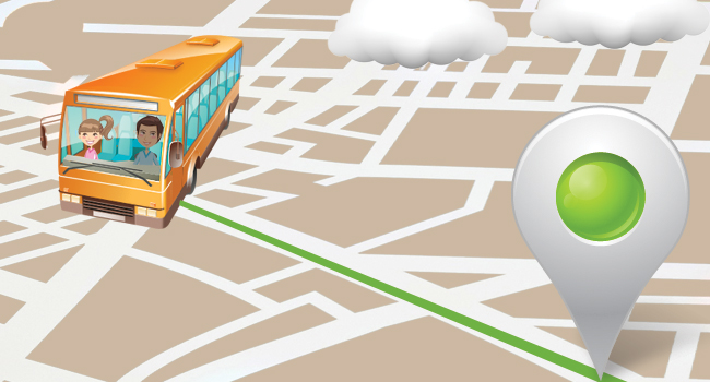 Plan Route With School Bus Tracking Software Trackschoolbus