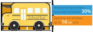 Trackschoolbus control