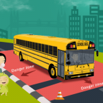 How to Prevent School Bus Danger Zone Casualties
