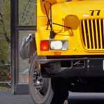 Kentucky girl, 7, dragged by school bus after backpack catches in door