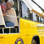 School Buses Undergo Inspection in Tamil Nadu
