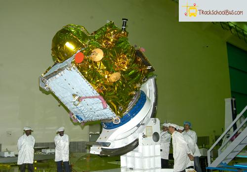 IRNSS 7 satellites