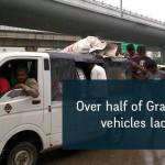 Over half of Gramin Sewa vehicles lack GPS