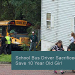 School Bus Driver Sacrificed Her Life to Save 10 Year Old Girl