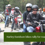 Live Free, Ride Safe: Harley Davidson Organizes Regal Ride for Road Safety