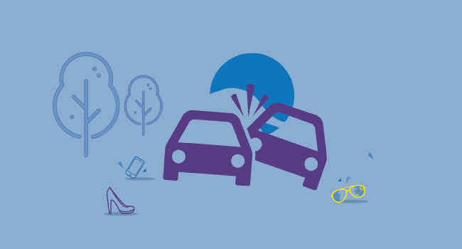 Principles of Road Safety(Part III) (Infographics)