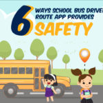 6 Ways School Bus Driver Route App Provides Safety