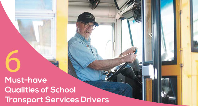 6 Must-Have Qualities of School Bus Drivers