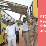 RTO to put a Restriction on School Buses and Vans