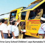 """Vehicle was not Fit to Carry School Children"", says Karnataka Transport Officials"