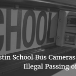 Austin School Bus Cameras Captures Illegal Passing of Vehicles