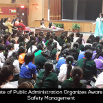 Haryana Institute of Public Administration Organized School Safety Management Awareness Programme