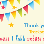 TrackSchoolBus Crosses 1 Lakh Website Visitors!
