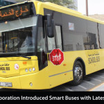 Dubai Taxi Corporation Introduced Smart Buses with Latest Technologies