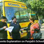 High Court seeks Explanation on Punjab's School Bus Safety