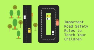 School Transportation: 10 Important Road Safety Rules