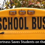 Parent's Alertness Saves Students on the School Bus