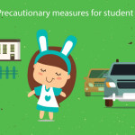 Precautionary Measures for Student Road Safety