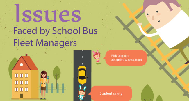 Issues Faced by School Bus Fleet Managers