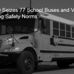 Pune RTO Seizes 77 School Buses and Vans for Flouting Safety Norms