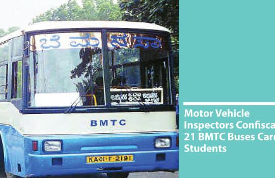<img src='http://www.trackschoolbus.com/wp-content/uploads/2016/12/8-12-2016-Motor-Vehicle-Inspectors-Confiscates-21-BMTC-Buses-Carrying-Students--540x350.jpg' title='Motor Vehicle Inspectors Confiscates 21 BMTC Buses Carrying Students' alt='' />
