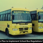 RTOs Plan to Implement School Bus Regulations Strictly