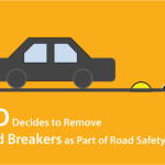 RTO Decides to Remove Speed Breakers as part of Road Safety Campaign