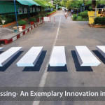 3D Zebra Crossing- An Exemplary Innovation in Road Safety
