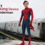 21st Century GPS Tracking Device in Latest Spiderman Costume!
