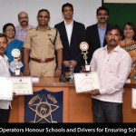 Mumbai's Bus Operators Honour Schools and Drivers for Ensuring School Bus Safety