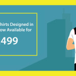 Smart T-shirts Designed in India is Now Available for Rs 2499