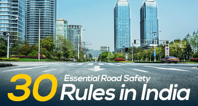 3-02-2017-30-Essential-Road-Safety-Rules-in-India