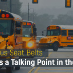 School Bus Seat Belts Becomes a Talking Point in the West