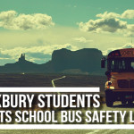 Roxbury Students Gets School Bus Safety Lessons
