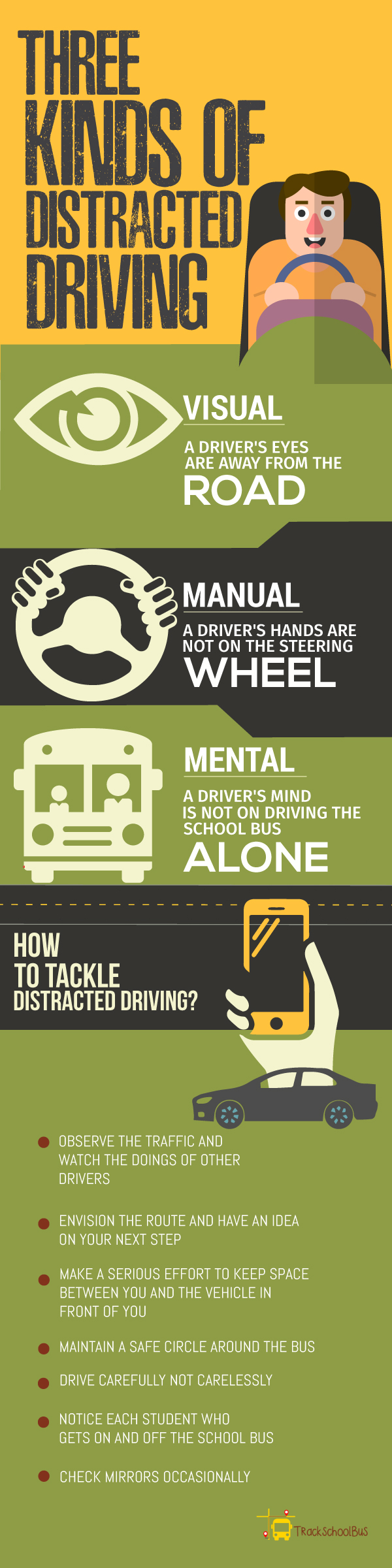 School Bus Safety Precautions