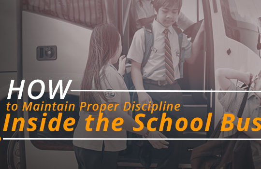 <img src='https://www.trackschoolbus.com/wp-content/uploads/2017/10/12-10-2017-How-to-Maintain-Proper-Discipline-Inside-the-School-Bus-540x350.jpg' title='How to Maintain Proper School Bus Discipline ?' alt='How to Maintain Proper School Bus Discipline ?' />