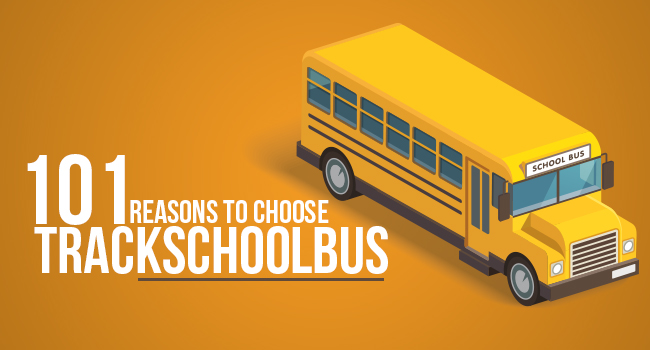 101 Reasons to Choose Trackschoolbus featured image