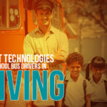 12 Different Technologies that Help School Bus Drivers in Driving