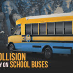 Impact of Anti-Collision Technology on School Buses