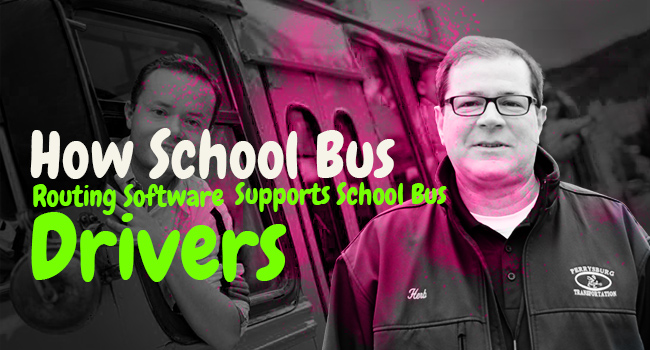 School Bus Routing Software – How It Supports School Bus Drivers