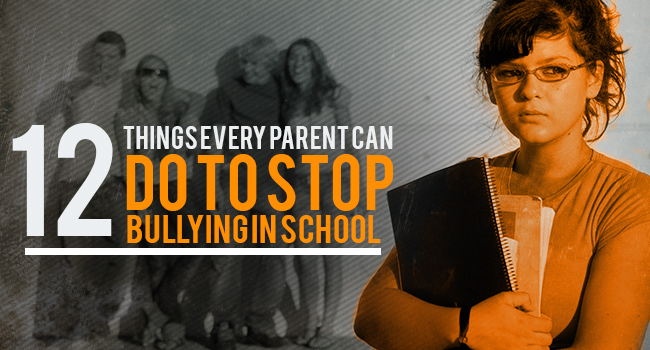 stop bullying in school featured image