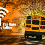 How WiFi Can Make School Buses Rolling Classrooms