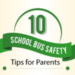 10 School Bus Safety Tips for Parents [Infographic]