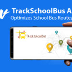 How TrackSchoolBus App Optimizes School Bus Routes