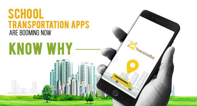 School Transportation Apps are Booming Now. Know Why?