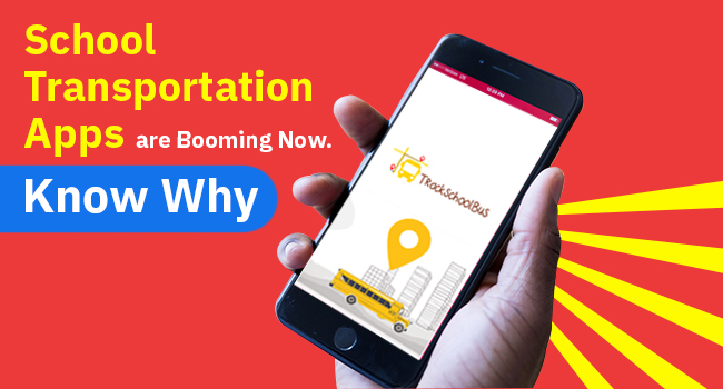 School Transportation Apps are Booming Now featured image