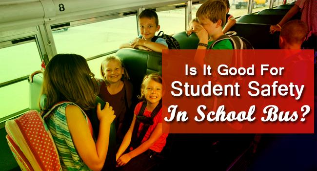 Student Safety In School Bus featured image