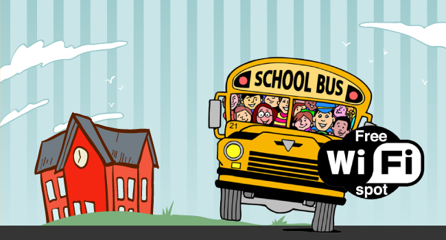 Top 7 Advantages of Wifi on School Buses