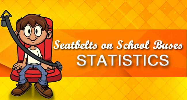 seatbelt on school buses statistic featured image